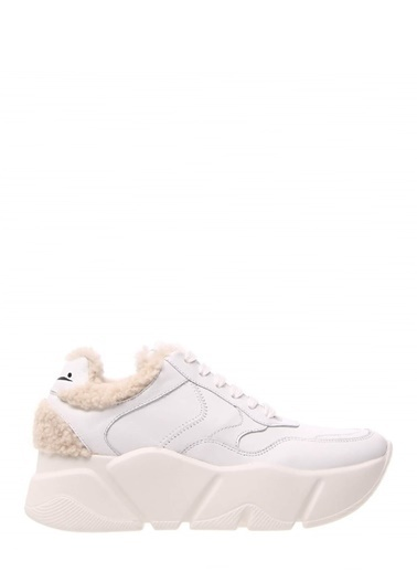 Voile Blanche Sneakers Beyaz